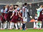 Result: West Brom 1-3 West Ham United: Hammers on brink of Europa League spot