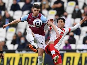 West Ham 3-0 Southampton: Hammers secure Europa League spot