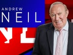 """Andrew Neil's """"contributor"""" role on GB News ends?"""