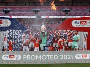 Blackpool 2-1 Lincoln City: Tangerines secure Championship return