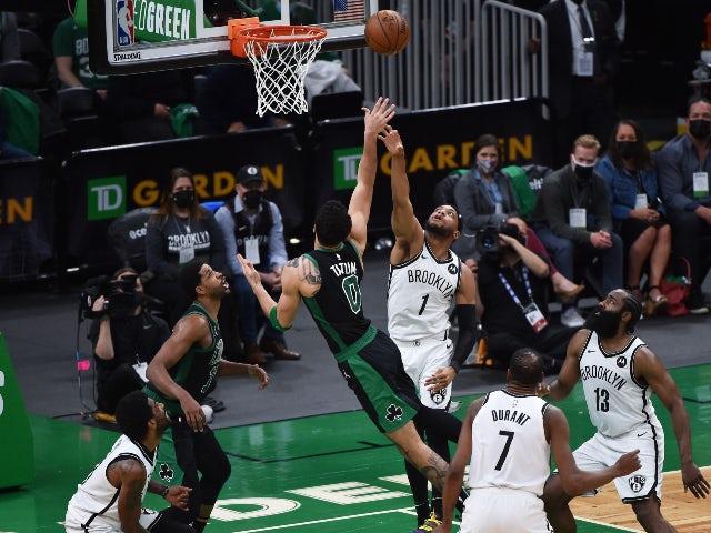 NBA roundup: Jayson Tatum hits 50 as Celtics overcome Nets