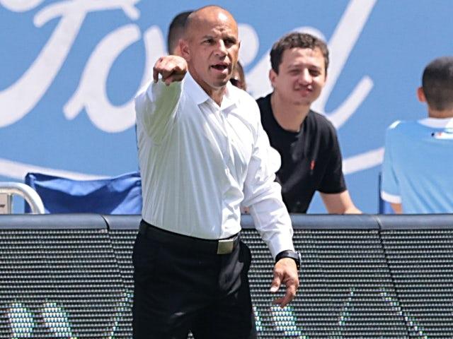 Toronto FC head coach Chris Armas on May 15, 2021