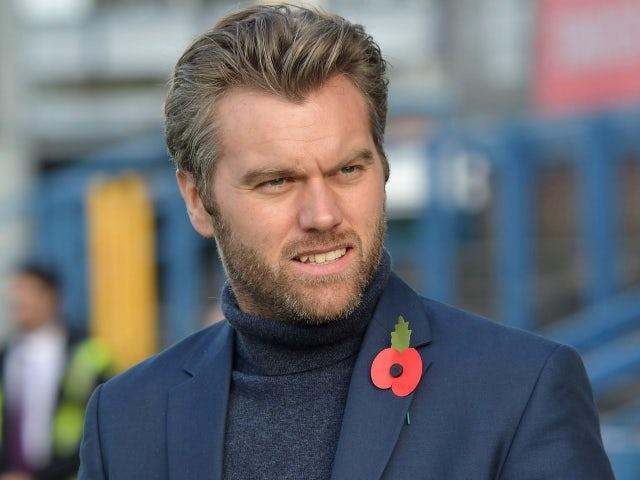 Dagenham & Redbridge manager Daryl McMahon in November 2019