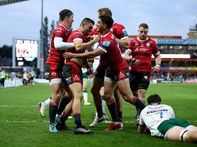 Result: Gloucester's Billy Twelvetrees converts last-minute penalty for London Irish win