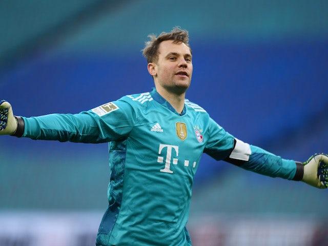Chloe Morgan lavishes praise on Manuel Neuer for rainbow armband