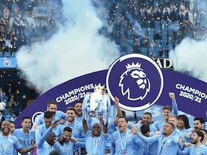 Man City 2021-22 Premier League fixtures in full