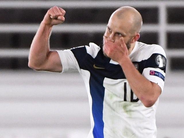 Result: Kasper Hjulmand warns Denmark of Teemu Pukki's prowess