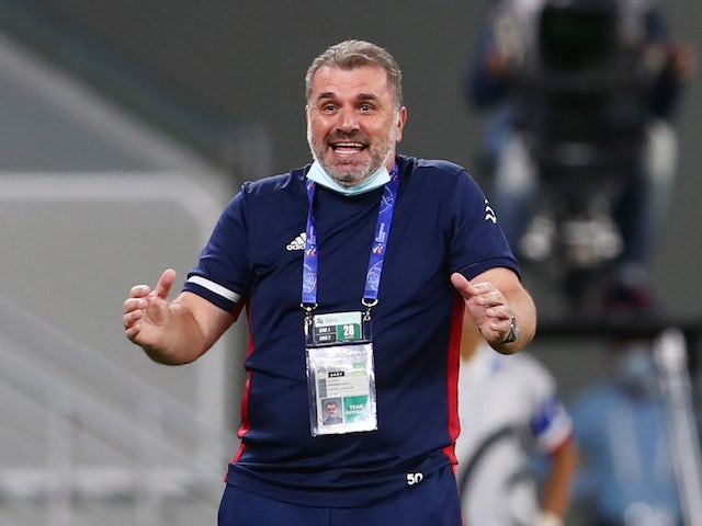 Ange Postecoglou set for Old Firm clash four games into Celtic reign