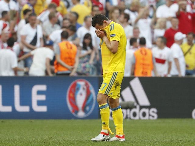 Реакція українця Артема Федецького після виходу його команди з Євро-2016