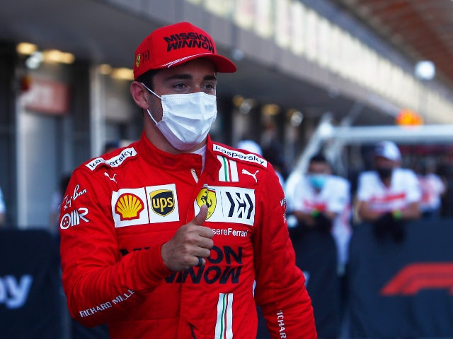 Leclerc 'unwell' at Monza after Binotto dispute - report
