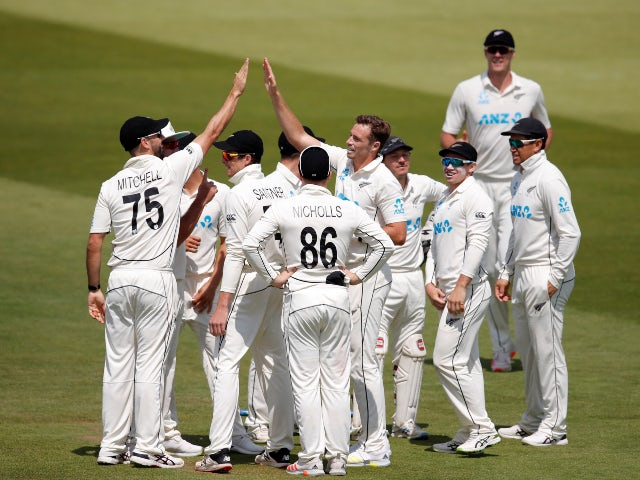 England vs. New Zealand roundup: Burns battles back as Southee stars