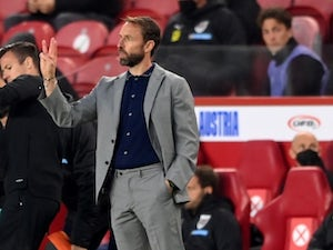 """Gareth Southgate insists there is no """"overhang"""" from CL final"""
