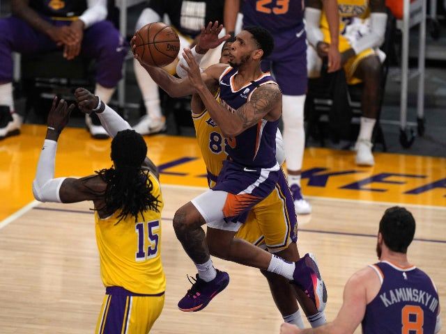 NBA roundup: Suns end Lakers' title defence, Nuggets beat Blazers