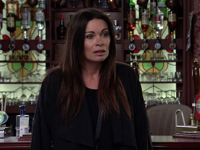 Carla on the first episode of Coronation Street on June 7, 2021
