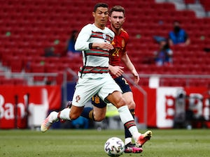 How Portugal could line up against Israel