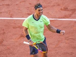 Rafael Nadal advances to French Open semi-finals