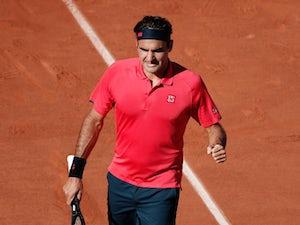 French Open roundup: Federer stars as Osaka withdraws