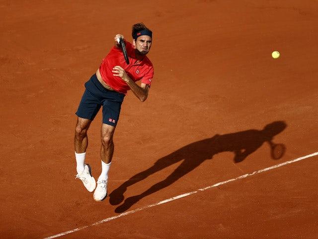 French Open roundup: Roger Federer battles to win over Dominik Koepfer