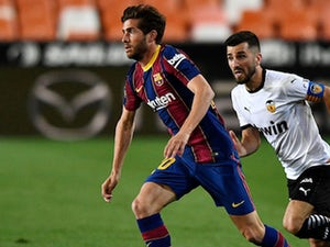 Arsenal to battle Man City for Barcelona's Sergi Roberto?