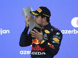 Perez 'hasn't lived up' to Red Bull role - van de Grint