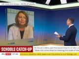 Sky News new on-air look June 2021