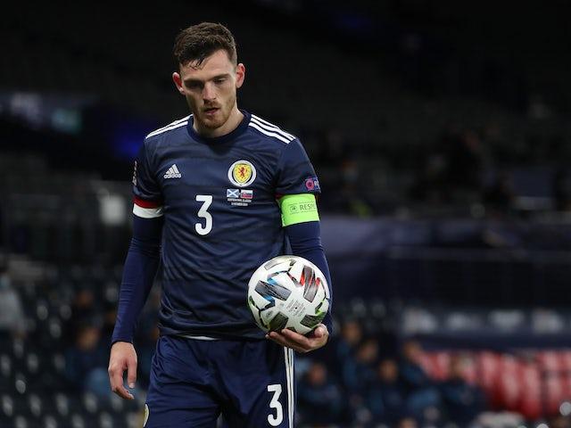 How Scotland could line up against Czech Republic