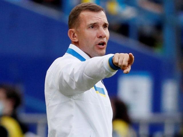 Andriy Shevchenko expecting tough North Macedonia test