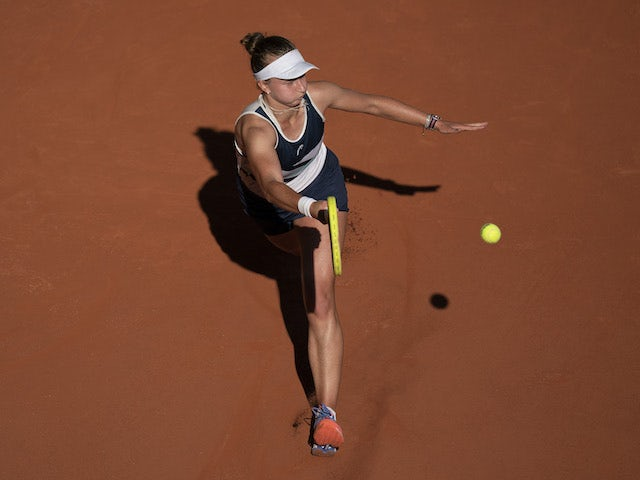 French Open roundup: Barbora Krejcikova reaches first grand slam final