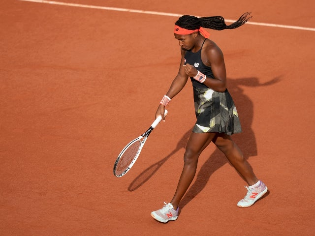 Coco Gauff: 'I don't know how I'm going to feel at Wimbledon'