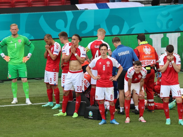 Peter Schmeichel claims Denmark did not want to restart Finland game