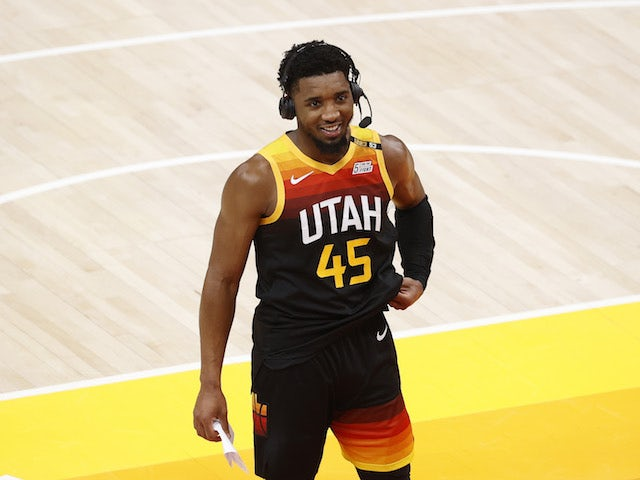 NBA roundup: Donovan Mitchell stars as Utah Jazz overcome Los Angeles Clippers