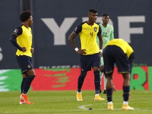 How Ecuador could line up against Colombia