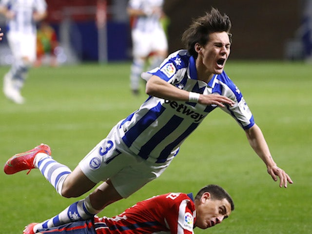 Alaves 'want to sign Man United's Pellistri on another loan'