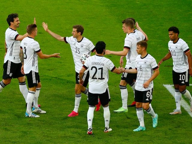 Germany Euro 2020 preview - prediction, fixtures, squad, star player