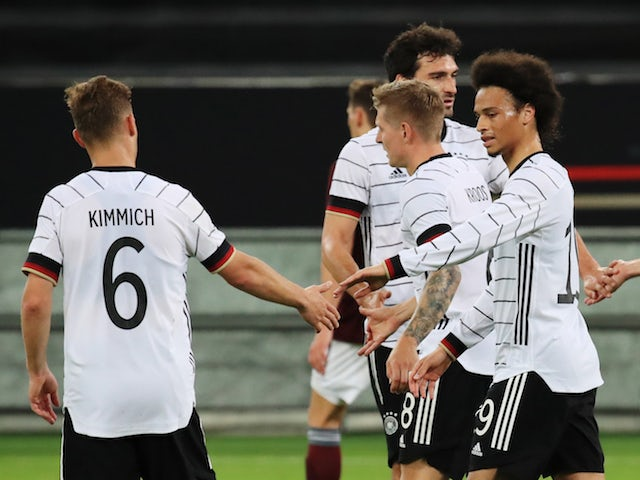 How Germany could line up against Portugal