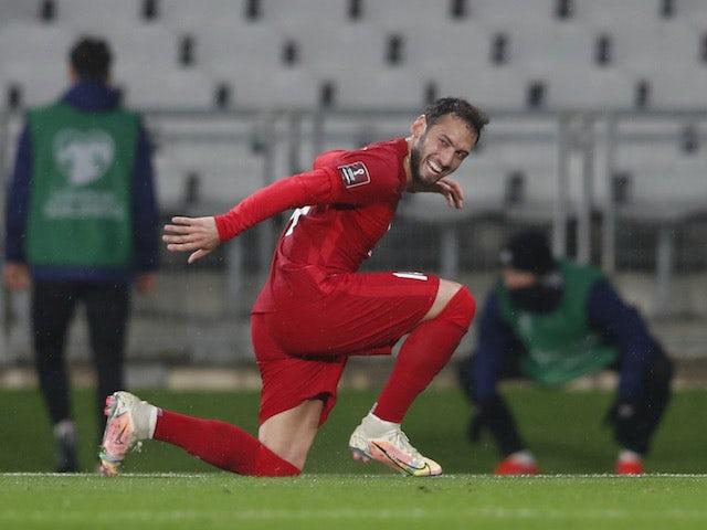 AC Milan 'impose Calhanoglu deadline amid Arsenal interest'