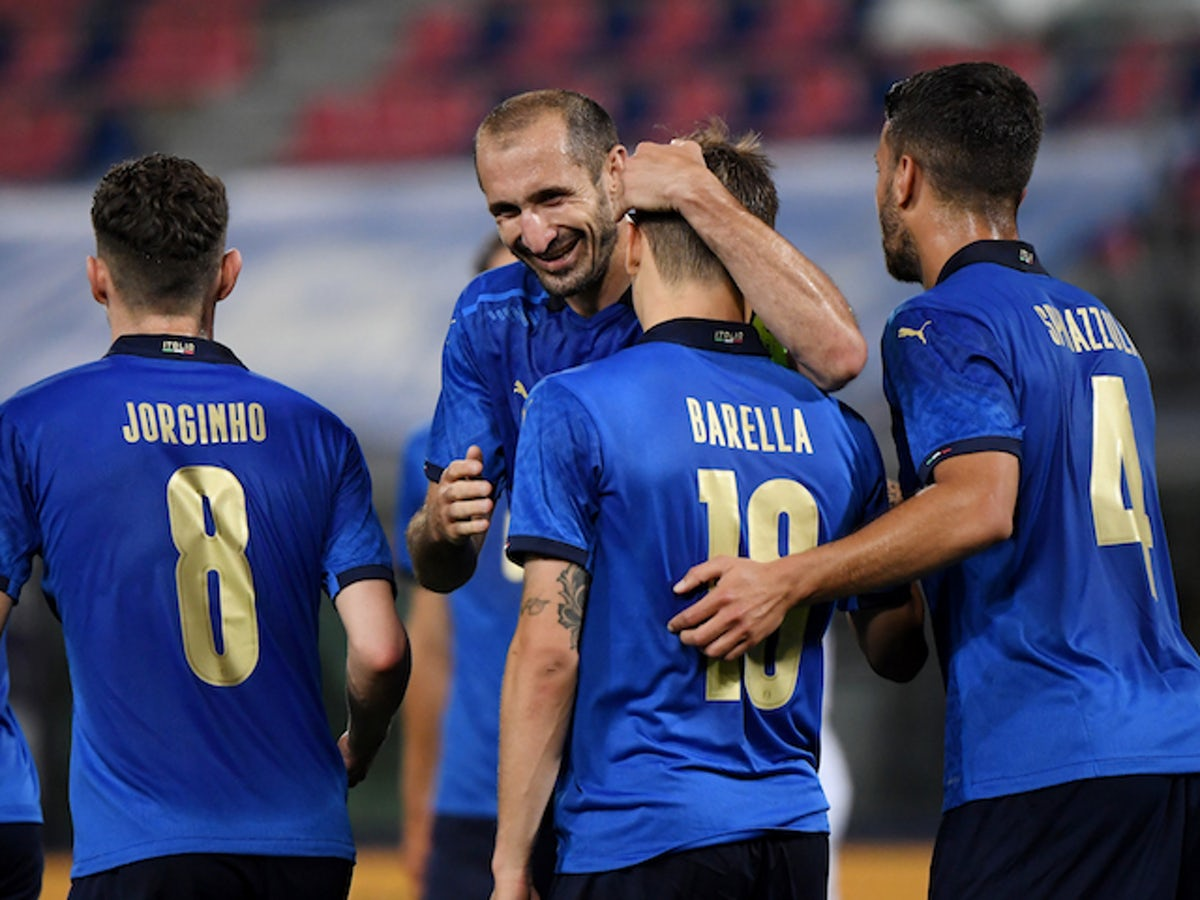 How Italy could line up against Turkey - Sports Mole