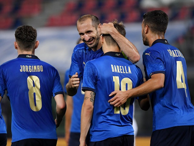 How Italy could line up against Turkey