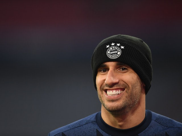 Javi Martinez open to offers ahead of Bayern Munich exit