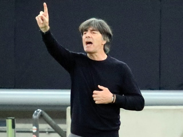Germany manager Joachim Loew on June 7, 2021