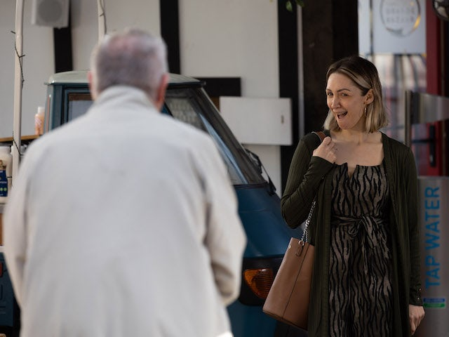 Donna-Marie on Hollyoaks on June 14, 2021