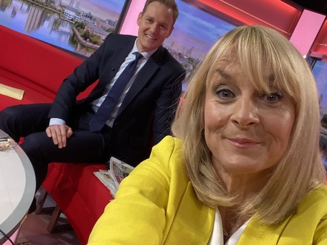 BBC Breakfast's Louise Minchin linked with I'm A Celebrity