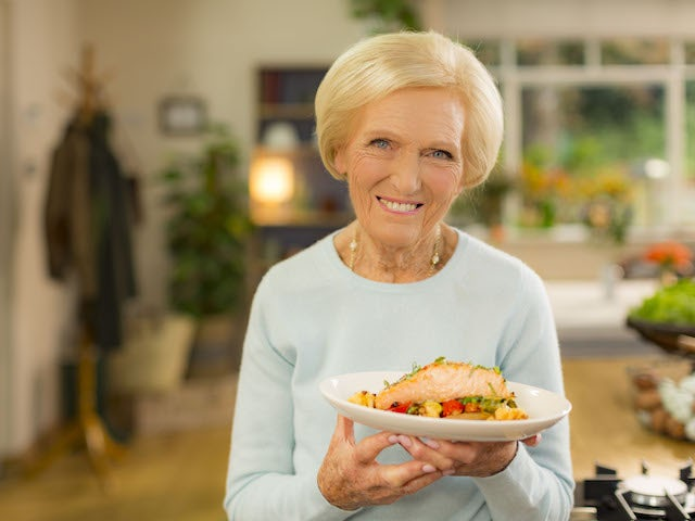 BBC announces new Mary Berry cookery series