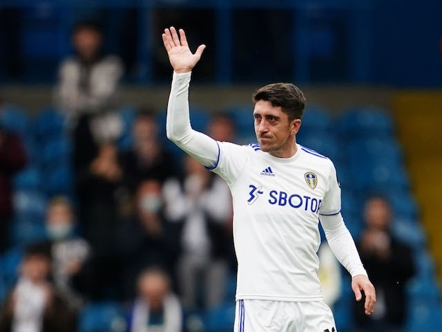 Pablo Hernandez to join Spanish second-tier side after leaving Leeds?