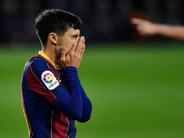Report: Liverpool make Pedri a priority signing