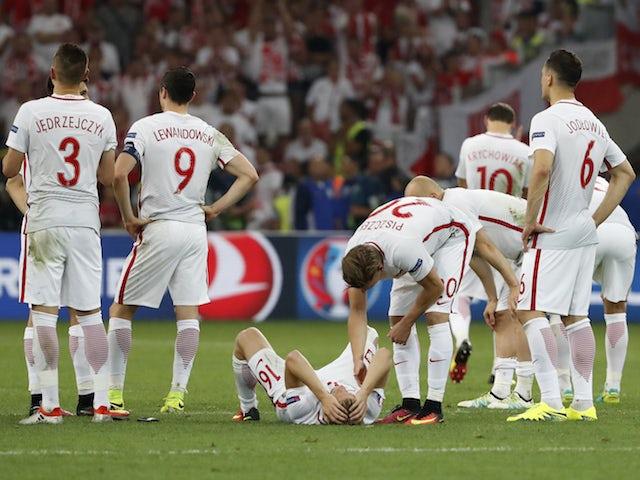 Polscy zawodnicy odpowiedzieli na eliminację w ćwierćfinale Euro 2016