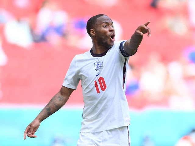 Raheem Sterling admits frustrations during time on Man City bench