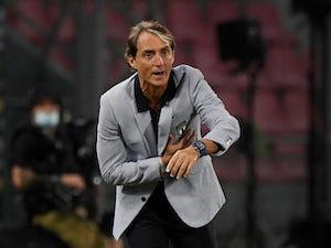 "Roberto Mancini hails ""wonderful night"" as Italy sweep aside Turkey"
