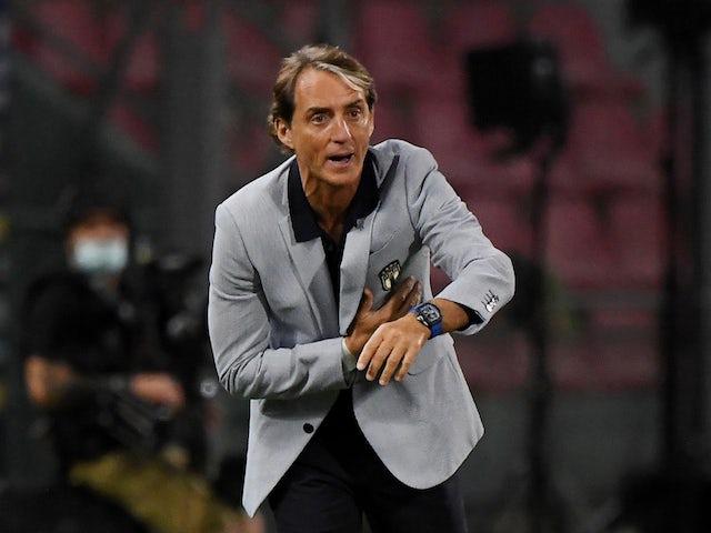 Roberto Mancini: 'We can win Euro 2020'