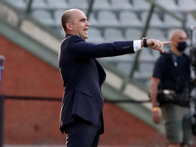 Roberto Martinez hails